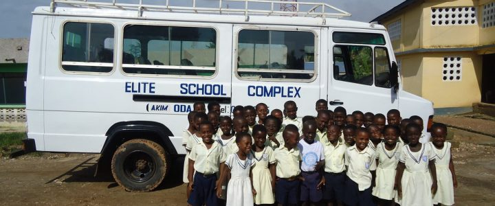 Elite School Complex Ghana